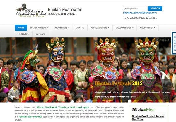 Bhutan Tours and Travel
